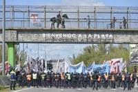 Se publicó el Primer Informe sobre protestas sociales en la provincia de Buenos Aires realizado por el OPS